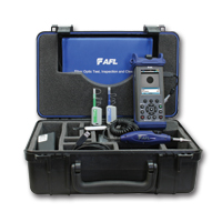 """AFL M210-25K-01-HC1 M210 QUAD Test and Inspection Kit (Tier 2): M210 QUAD, DFS1 in hard case"""