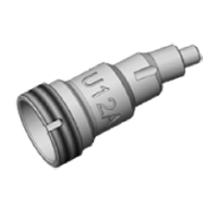 AFL DFS1-01-0001MR Universal 1.25 mm tip for APC ferrule connector