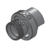 AFL DFS1-00-0047MR TFOCA II ferrule and bulkhead adapter tip and guide kit