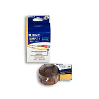 """Brady M21-1250-427 Self-Laminating Vinyl Label Length 14' x 1.25"""""""