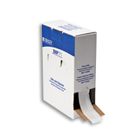 """Brady BM71-11-427 BMP71 Self-Laminating Labels, 0.5"""", 0.75"""", 0.375"""""""