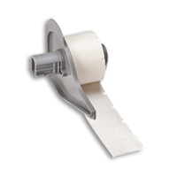 """Brady BM71-18-427 BMP71 Self-Laminating Labels, 0.75"""", 1"""", 0.375"""""""