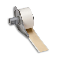 """Brady M71C-1000-595-TN BMP71 Indoor/Outdoor grade tape 1"""" x 50' Tan"""