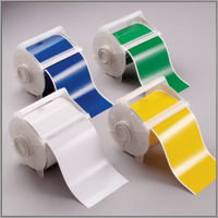 """Brady 76612 1.125"""" Wide Polyester Tape"""