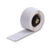 """Brady PTL-103-427 TLS2200 Self-Laminating Label, 250, (A) 1"""" x (B) 1.25"""" x (C) .5"""""""