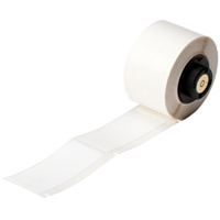 """Brady PTL-21-498 TLS 2200 Labels, Repositionable Vinyl Cloth"""