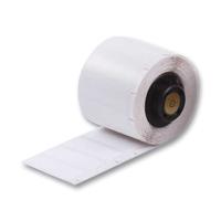 """Brady PTL-38-423 TLS2200 Glossy Polyester Labels, (A) 4"""" x (B) 1.9"""""""