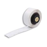 """""""Brady PTL-7-423 TLS2200 White Polyester Labels, (A) 0.5"""""""" x (B) 0.5"""""""""""""""