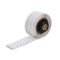 """""""Brady PTL-6-423 TLS2200 White Polyester Labels, (A) 0.5"""""""" x (B) 0.275"""""""""""""""