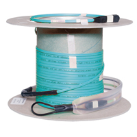 Hubbell FPCMTP50G50 MTP to MTP Cords: 50'
