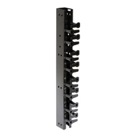 Hubbell VS73 C-Channel Vertical Organizer