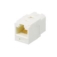"""""""Panduit CC688IW Cat.6 RJ45, 8-position, 8-wire coupler module"""""""