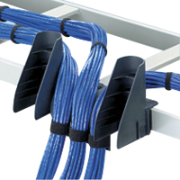 Panduit CMW-KIT Waterfall kit. Provides bend radius control when transferring cables from ladder rack.