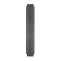 Panduit R4PFP Adjustable vertical filler panel for Panduit 4 Post Racks 45 rack spaces