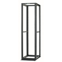 """Panduit R4P 4 Post Rack, 84.0""""H x 23.25""""W x 30.0""""D"""