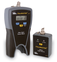 Ideal 33-931 FiberMASTER MM/SM Fiber optic test kit