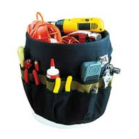 CLC CLC1117 30 Pocket Bucket Pockets