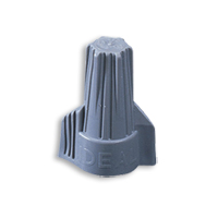 Ideal 30-342 Twister Wire Connectors Gray