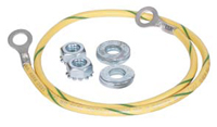 Hubbell REKEGS Economy Ground Strap Kit