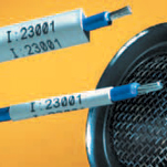 """Brady PS-125-2-YL-SC Wire Marking Sleeves, 1,000, 22 to 16, 0.046 - 0.110, 0.125, 0.047, .020 ? .003, 2.000 Labels"""