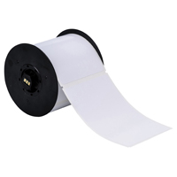 """Brady B30-25-595-BLNKWT Pre-Printed Pre-Cut Blank Sign Headers, 4.000, 6.000, 1, 175 Labels"""