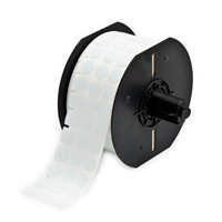 """Brady B33-144-499 PermaSleeve« HX Polyolefin Wire Marking Sleeves, White, 0.500, 0.600, 0.625, 1.900, 3, 1500 Labels"""