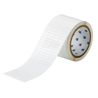 """Brady THT-14-423-10 Polyester, White, 0.650, 0.200, 0.700, 0.300, 2.950, 4, 10,000, R6002 Labels"""