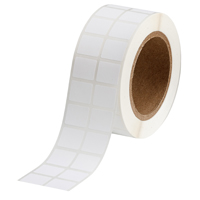 """Brady THT-140-488-3 Polyester, White, 0.750, 0.900, 1.000, 0.875, 2.100, 2, 3,000, R4302 Labels"""