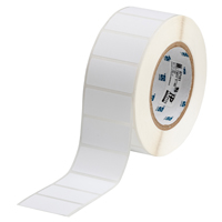 """Brady THT-17-488-3 Polyester, White, 2.000, 1.000, 1.125, 2.200, 1, 3,000, R4302 Labels"""