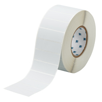 """Brady THT-18-428-3 Polyester, Silver, 3.000, 1.000, 1.125, 3.200, 1, 3,000, R4300 Labels"""