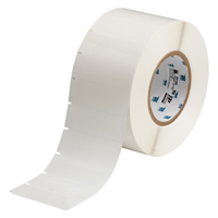 """Brady THT-18-430-3 Polyester, Clear, 3.000, 1.000, 1.125, 3.200, 1, 3,000, R6002 Labels"""