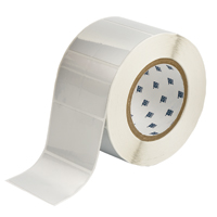 """Brady THT-19-435-1 Polyester, Silver, 3.000, 2.000, 2.125, 3.200, 1, 1,000, R6002 Labels"""