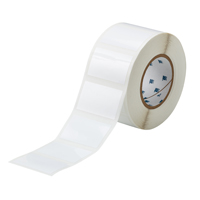 """Brady THT-24-423-1 Polyester, White, 2.750, 1.750, 3.200, 1, 1,000, R6002 Labels"""