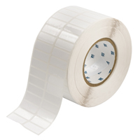 """Brady THT-106-483 Polyester, White, 2.000, 300 ft., 300 ft, 2.200, 1, 1 Roll Cont., R6000 Labels"""
