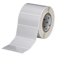 """Brady THT-55-480-1 Polyester, Silver, 4.000, 2.000, 2.125, 4.200, 1, 1,000, R6007 Labels"""