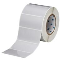 """Brady THT-55-480-1 Polyester, Silver, 4.000, 2.000, 2.125, 4.200, 1, 1,000, R6007 Labels"""