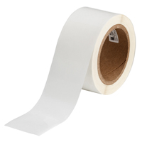 """Brady THTOL-173-966B-1 Polyester, Clear, 2.000, 1.000, 1, 1,000, N/A, non-printable Labels"""