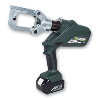 Greenlee ECCXL230 Gator Pro Crimp Tool with 230VAC Adapter