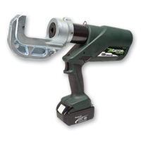 Greenlee EK1240KL230 12-Ton L Series Battery-Powered Crimping Tool