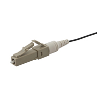 """Hubbell FCLC900K62M12 ProCliCk« Pre-Polished Connectors 62.5μM, OM1, 900/250μM, Beige"""