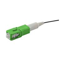 """""""Hubbell FCSC900KASM12 ProCliCk« Pre-Polished Connectors, APC SM, OS2, 900/250μM, Green"""""""