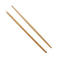 Jonard S-389M/100 Orange Sticks 2 Flat ends pk. of 100