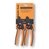 Paladin Tools PA1123 Wire Stripper Bundle (30-10 AWG)