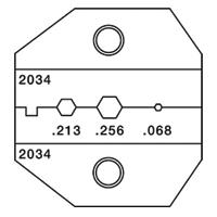Paladin Tools PA2034 1300/8000 Series BNC/TNC Coax Die