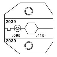 Paladin Tools PA2039 1300/8000 Series N-Type Coax Die