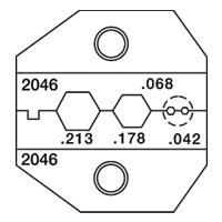 Paladin Tools PA2046 1300/8000 Series Thinnet BNC/TNC MiniUHF Die