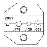 Paladin Tools PA2051 1300/8000 Series BNC/TNC Small Coax Die