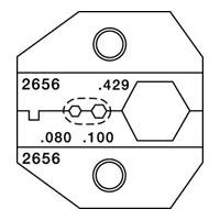 Paladin Tools PA2656 1300/8000 Series N-Type Coax Die