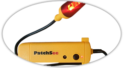 PatchSee BL/PRO-PL PRO-PatchLight White