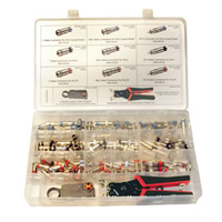 Platinum Tools 4050 SealSmart Field Installation Kit Case Only